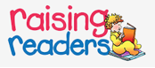 Raising Readers Logo